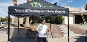 Solar and Energy Efficiency Company Las Vegas NV